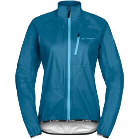 VAUDE Drop III Jas Dames, kingfisher